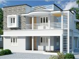 Home Plans with Pictures 1565 Sq Ft Double Floor Contemporary Home Designs