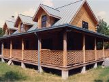 Home Plans with Porches Log Cabin Floor Plans with Wrap Around Porch