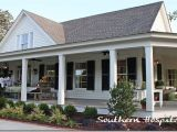 Home Plans with Porches southern House Plans southern Living with Porches Country House