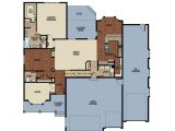 Home Plans with Rv Garage attached Hunter Homes is Proud to Present the Veranda A Semi