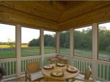 Home Plans with Screened Porches Prairie Style Floor Plan Screened Porch Photo 01 Plan 013d