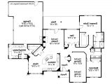 Home Plans with Side Entry Garage Luxury One Story House Plans Side Entry Garage House Plan