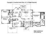 Home Plans without Garage Large Open Floor House Plan Chp Lg 2621 Ga Sq Ft Large