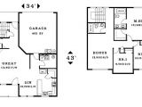 Home Plans without Garages Stunning 3 Bedroom House Plans No Garage Contemporary 3d