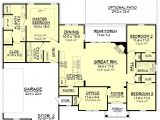 Home Plans00 Square Feet Single Story Craftsman Style House Plans Beautiful