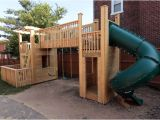 Home Playground Plans the Ultimate Collection Of Free Diy Outdoor Playset Plans