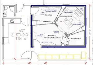 Home Recording Studio Design Plans Awesome Home Recording Studio Design Plans Gallery Home