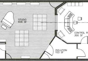 Home Recording Studio Design Plans Stunning Recording Studio Floor Plans 726 X 379 60 Kb