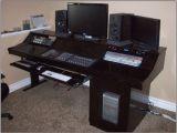 Home Recording Studio Desk Plans Recording Studio Desk Plans Desk Home Design Ideas