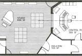 Home Recording Studio Plans Stunning Recording Studio Floor Plans 726 X 379 60 Kb