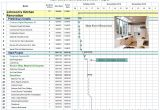 Home Remodeling Project Plan Template Renovation Work Schedule Template Schedule Template Free