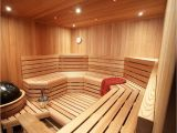 Home Sauna Plans Sauna Room Design Collections for Private Use with Photos