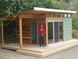 Home Shed Plans This Vashon island Client Works From Home at His Modern