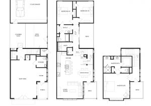 Home Shop Floor Plans Au Unit1 Shop House Mueller In Mueller Home Details