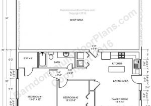 Home Shop Floor Plans Best 25 Shop House Plans Ideas On Pinterest
