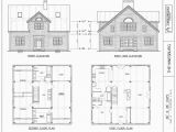 Home Sketch Plan Post Beam House Plans Timber Frame Drawing Packages