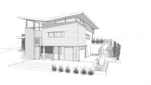 Home Sketch Plans Modern Home Architecture Sketches Design Ideas 13435