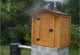 Home Smokehouse Plans How to Build A Cedar Smokehouse the Owner Builder Network