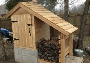 Home Smokehouse Plans How to Convert An Outdoor Shed Into A Smokehouse