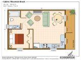 Home Studio Design Plans Studio Plan Modern Casita House Plan One Bedroom Studio