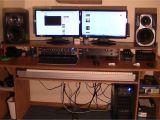 Home Studio Desk Plans How to Build Home Recording Desk Plans Pdf Plans