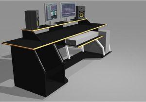 Home Studio Desk Plans Recording Studio Desk Plans Diy Recording Studio Desk