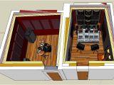 Home Studio Plans Small Professional Home Recording Studio In Italy