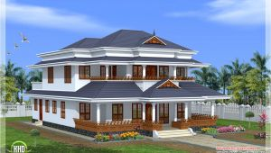 Home Style Plans Traditional Kerala Style Home Kerala Home Design and