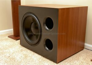 Home Subwoofer Box Plans Home theater Subwoofer Enclosure Design