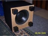 Home Subwoofer Box Plans Home theater Subwoofer Discuss Simple Sealed 12