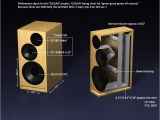 Home Subwoofer Box Plans Small 3 Way Techtalk Speaker Building Audio Video