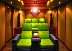 Home theater Plans Small Room Small Home theater Room Ideas Green and Purple Crazy
