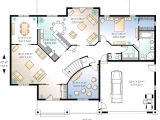 Home theatre Floor Plans Flowing Living Spaces and A Home theater 2159dr 1st