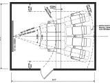 Home theatre Plan Home theater Seating Layout Get It Right for A Great