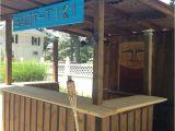 Home Tiki Bar Plans Diy Tiki Bar My Hubby Built House Dreams Pinterest