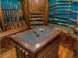 Home Vault Plans top 100 Best Gun Room Designs Armories You Ll Want to