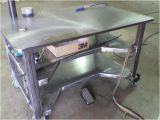 Home Welding Projects Plans Diy Welding Table and Cart Ideas