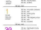 Home Work Out Plan Cardio Workout Archives Reach Your Peak