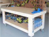 Home Workbench Plans Diy Workbench Shanty 2 Chic