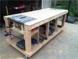 Home Workbench Plans Garage Workbench Plans Pdf Workbenches Pinterest