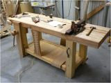 Home Workbench Plans Woodworking Workbench Plans Woodproject