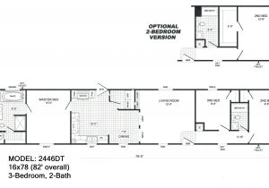 Homes and Floor Plans Elegant Single Wide Mobile Home Floor Plans and Pictures