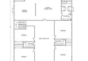 Homes and Floor Plans Simple One Floor House Plans Ranch Home Plans House Plans