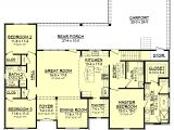 Homes and Plans 3 Bedrm 1900 Sq Ft Acadian House Plan 142 1163