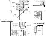 Homes by Marco Floor Plans Stratford Model In the Clublands Antioch Subdivision In