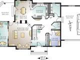 Homes Floor Plans with Pictures Small Open Concept House Plans Open Floor Plans Small Home