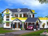 Homes Models and Plans 1900 Sq Feet Kerala Model Sloping Roof House House