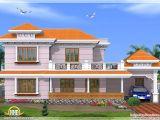 Homes Models and Plans Kerala Model 2500 Sq Ft 4 Bedroom Home Kerala Home