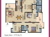 Homes Of Integrity Floor Plans Ajnara Integrity Floor Plan Raj Nagar Extension Ghaziabad