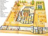 Homes Of the Rich Floor Plans Ancient Egypt Buildings 7138bc509c91d297da90e7910fb2225c